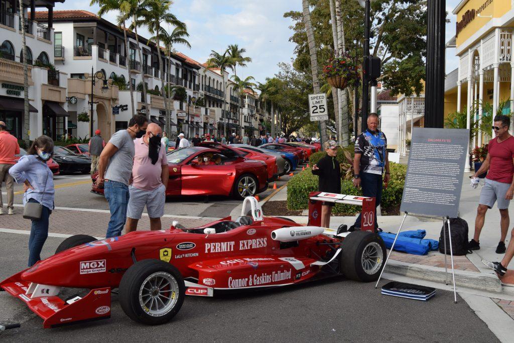 CGU's Dallara F3 '01