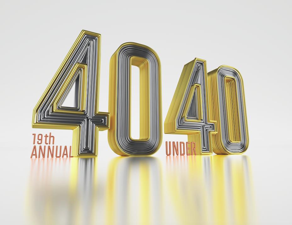 2021 40 Under 40